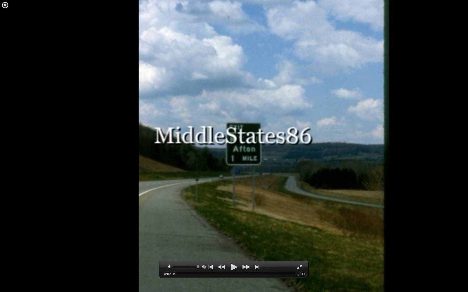 Title image to scanned 35 mm slides of 1986 ACS MS review converted to JPEG files by ACSLIB.