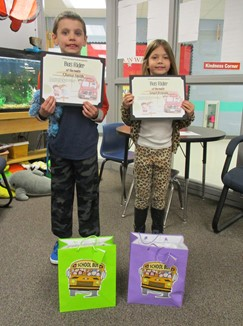 May Bus Riders of the Month: